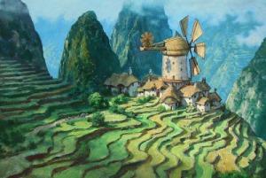 Windmill Village.detail